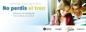 No perdis el tren 2013